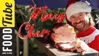 Ham and winter slaw: DJ BBQ
