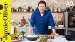 Crispy korma salmon: Jamie Oliver