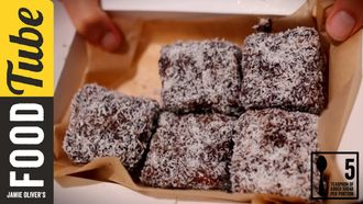 Australia Day lamingtons: Dan Churchill