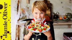 Halloween treats: Buddy Oliver