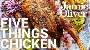 5 things to do with chicken: Jamie Oliver