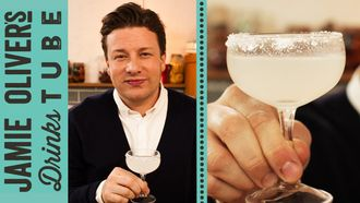 Margarita cocktail: Jamie Oliver