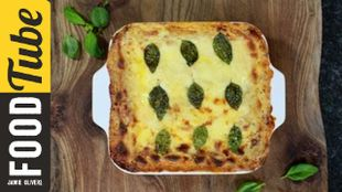 Affordable Lasagne from Kerryannu2019s Family Cookbook
