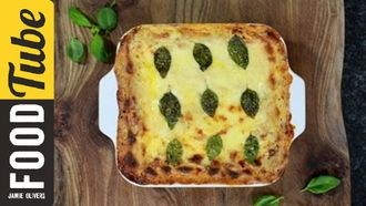 Affordable lasagne: Kerryann Dunlop