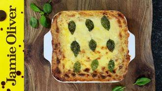 Affordable lasagne: Kerryann Dunlop