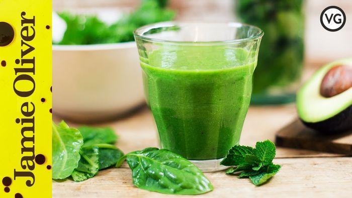 Super Creamy Green Smoothie