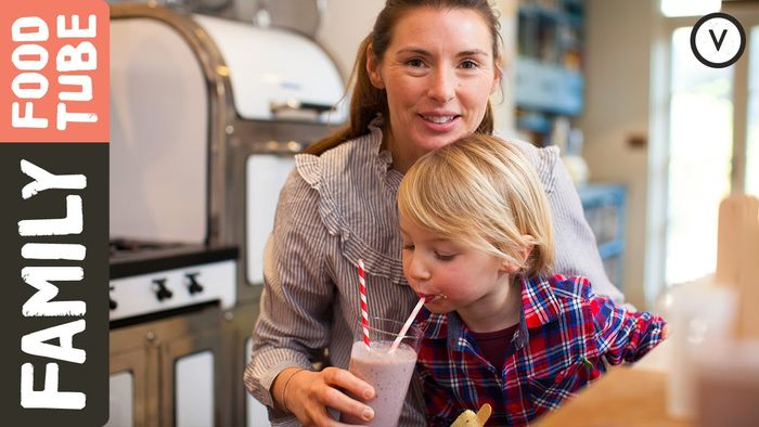 Summer fruit smoothies & ice lollies: Jools Oliver