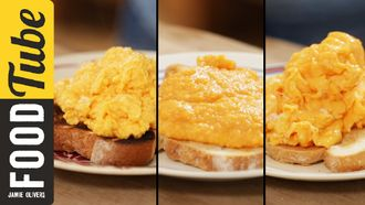 How to make perfect scrambled eggs: Jamie Oliver