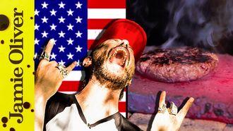 Extreme burgers: DJ BBQ