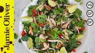 Healthy noodle salad: Tim Shieff