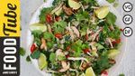 Healthy noodle salad: Tim Shieff