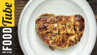 Perfect Welsh rarebit & chilli jam: Jamie Oliver