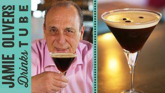 Espresso martini cocktail: Gennaro Contaldo