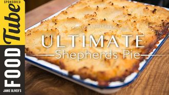 The ultimate shepherd's pie: Gizzi Erskine