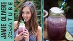 Pineapple, berry & coconut smoothie: Danielle Hayley