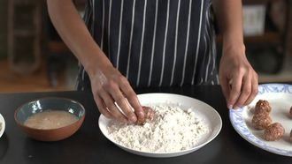 How to assemble Scotch eggs: Jamie's Food Team