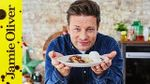 Super simple chocolate and pears: Jamie Oliver