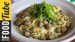 Linguine with steamed meatballs: Gennaro Contaldo