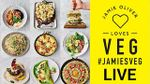 Veg bbq: Jamie Oliver & Gennaro Contaldo