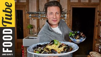 Angry mussels 3 ways: Jamie Oliver