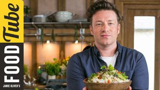 Thai green chicken curry: Jamie Oliver