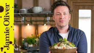 Thai green chicken curry: Jamie Oliver