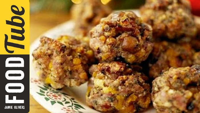 Jamie's Perfect Christmas Stuffing