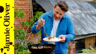 My kinda butter chicken: Jamie Oliver