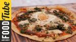 Superfood pizza: Food Busker