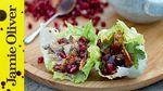 Crispy roast duck wraps: Jamie Oliver