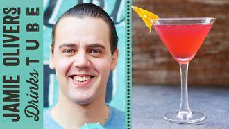 Cosmopolitan cocktail: Jamie Oliver & Simone Caporale