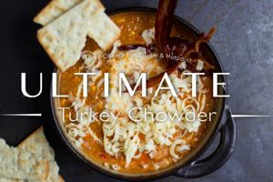 Ultimate turkey chowder